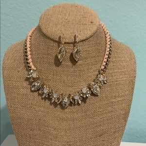 Chloe Isabel Jolie necklace and earrings